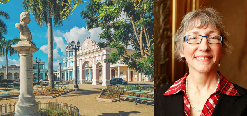 Special Cuba trip with alumna lecturer Jeanne Drewes