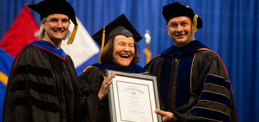 Industry Pioneers Receive 2017 Honorary Doctorates