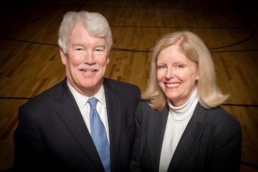 Marny and John Sherman