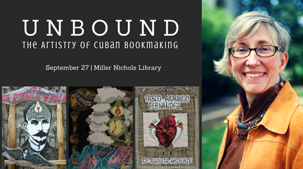 Unbound: The Artistry of Cuban Bookmaking