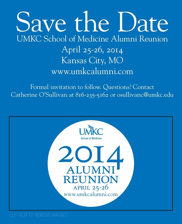 UMKC Alumni Association 2014 School of Medicine Reunion